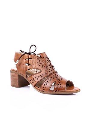 Venüs Kadın Taba Sandalet