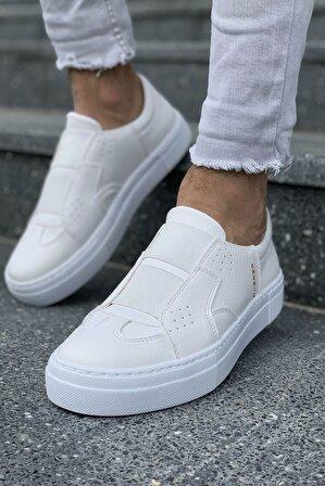 Chekich Erkek Beyaz Ayakkabı Ch033
