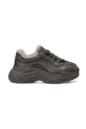 Nine West Kadın Nano Gri Ayakkabı