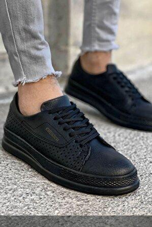 Chekich Erkek Siyah Ayakkabı Ch043 St