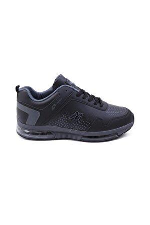 MP ONE Erkek Siyah Sneaker