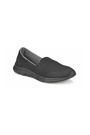 Kinetix Kadın Siyah Ayakkabı Sneaker