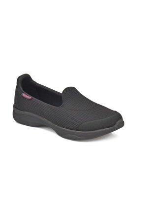 Kinetix Kadın Siyah Bağcıklı Sneaker – 100307152