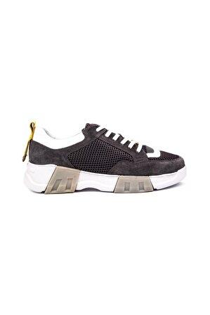 Togga Erkek Gri Bağcıklı Ayakkabı 2028