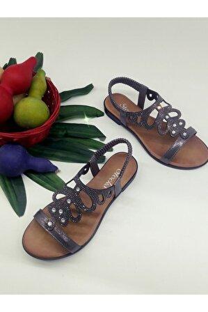 Stocks Shoes Tonya Kadın Sandalet