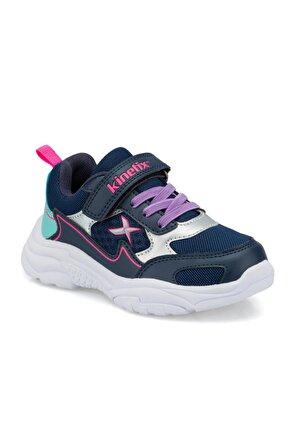 Kinetix Devon Lacivert Kız Çocuk Sneaker Ayakkabı