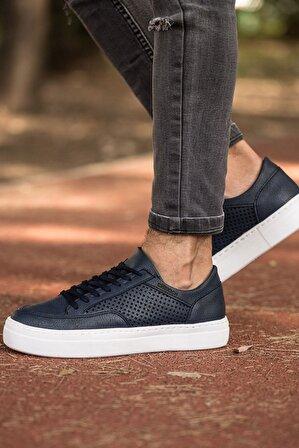 Mida Shoes Lacivert Mida Sneakers