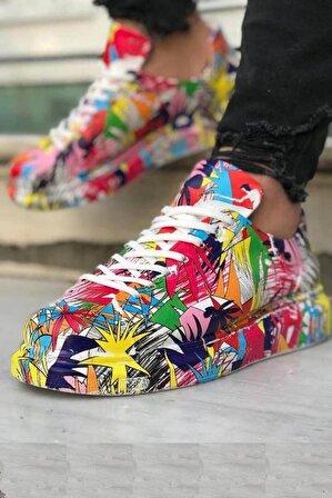 Chekich Ch255 Bt Erkek Ayakkabı K.renkli