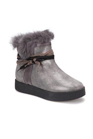 Butigo 2867/11-17sk Gri Kadın Ayakkabı