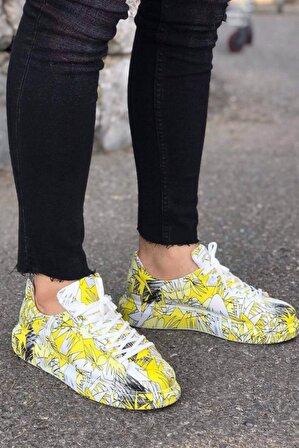 BOA Erkek Sarı Ayakkabı
