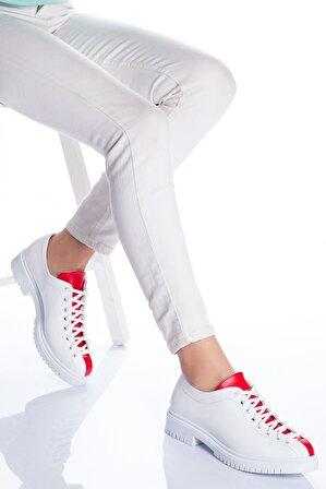 Stilbu Kadın Beyaz Tamara Ayakkabı