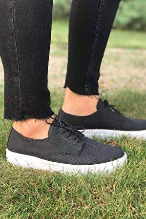 Chekich Ch061 Bt Erkek Ayakkabı Siyah