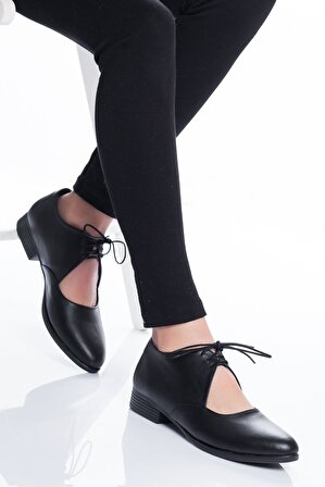 Ayakkabı Frekansı Kevon Babet Ayakkabı Sıyah