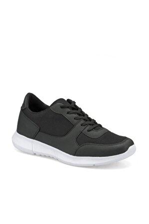 Polaris Erkek Siyah Sneaker Ayakkabı 356512.m