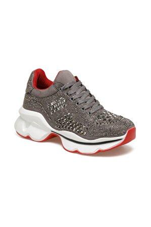 Butigo 19sf-2097 Gri Kadın Sneaker