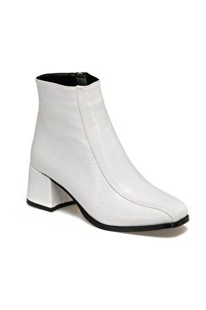 Butigo Kadın Beyaz Bot