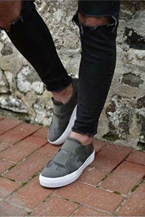 Chekich Ch033 Bt Erkek Ayakkabı Antrasit
