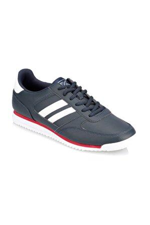 Kinetix Tramor Pu Lacivert Erkek Sneaker Ayakkabı