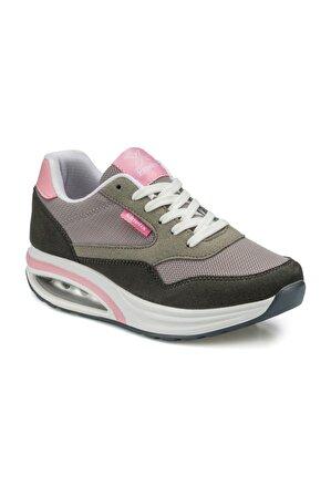 Kinetix Kadın Gri Aneta Tx W Sneaker Ayakkabı