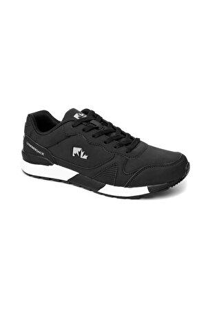 lumberjack Siyah Erkek Sneaker