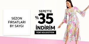 Sezon Fırsatları by Saygı - Kadın Tekstil