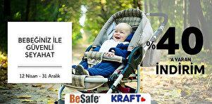 Bebeğiniz İle Güvenli Seyahat