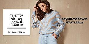 Tesettür Giyimde Favori Ürünler - Kadın Tekstil