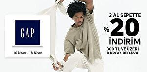 GAP - Kadın & Erkek Tekstil