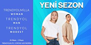 TRENDYOLMİLLA  & TRENDYOL MAN & TRENDYOLMODEST - Yeni Sezon