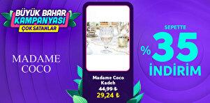 Madame Coco - Sofra & Mutfak & Ev Tekstili