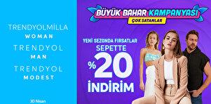 TRENDYOLMİLLA&TRENDYOL MAN&TRENDYOL MODEST-Yeni Sezonda Fırsatlar