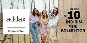 Addax - Kadın Tekstil