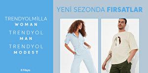 TRENDYOLMİLLA & TRENDYOL MAN & TrendyolModest - Yeni Sezonda Fırsatlar