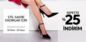 Stil Sahibi Kadınlar İçin Ayakkabı
