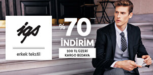 İGS - Erkek Tekstil