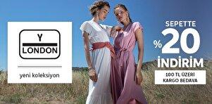 Y-London -  Kadın Tekstil - Yeni Sezon