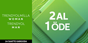TRENDYOLMİLLA  & TRENDYOL MAN - 2 Al 1 Öde