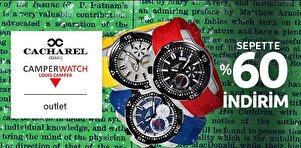 Camperwatch&Cacharel - Saat Koleksiyonu