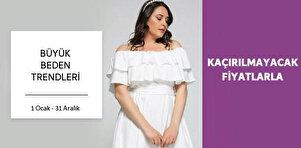 Büyük Beden Trendleri - Kadın Tekstil
