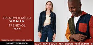 TRENDYOLMİLLA  & TRENDYOL MAN - Yeni Sezon