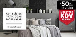 Çeyiz Listesi Yatak Odası Mobilyaları