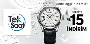 Rosefield & Seiko & Henry London & Nine West - Saat Koleksiyonu