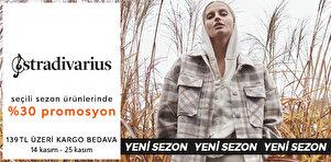 Stradivarius - Yeni Sezon