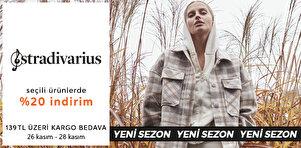 Stradivarius - Kadın Tekstil