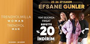 TRENDYOLMİLLA & TRENDYOL MAN Yeni Sezonda Fırsat