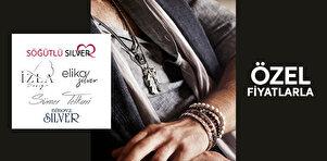 Söğütlü Silver & Izla Design & Elika Silver & Sümer Telkari & Ninova Silver