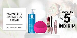 Kozmetikte Haftasonu Fırsatı