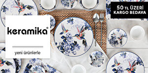 Keramika - Sofra & Mutfak