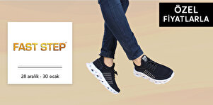 Fast Step - Outlet İndirimi