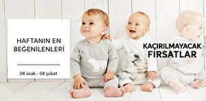 Haftanın En Beğenilen Bebek Tekstil Ürünleri